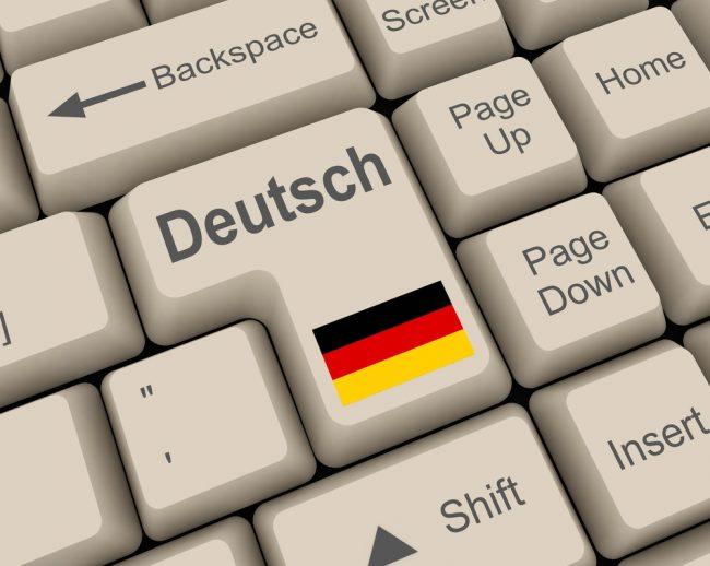 znalost němčiny