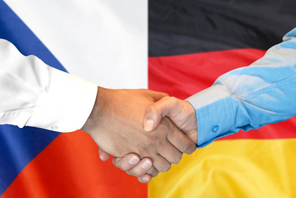 češi v německu