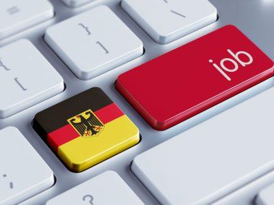 hledám práci v německu