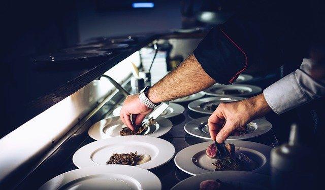kuchař práce v německu