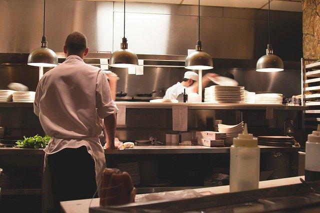 kuchař práce v  rakousku